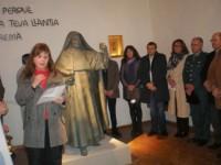 Benedicció d'una nova Capella dedicada a la Beata Anna Maria Janer a l'església de Talarn