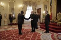 Excm. Sr. Paul Badji, Ambaixador del SENEGAL