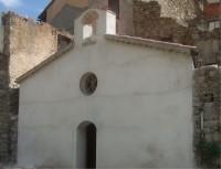 Capella de Sant Ermengol, al Pont de Bar