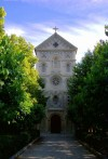 Fachada de l'Església del Seminari
