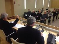 Jornada de formació per als preveres i diaques d'Urgell