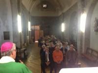 Visita pastoral a la parròquia de St. Serni de Meranges (Cerdanya)