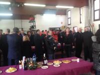 Restauració del Santuari de la M. de Déu de Mijaran i Festa del Còs de Pompièrs d'Aran