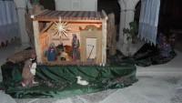 Exposició de Naixements a la Parròquia de Sanaüja