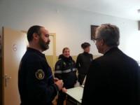 visita policia