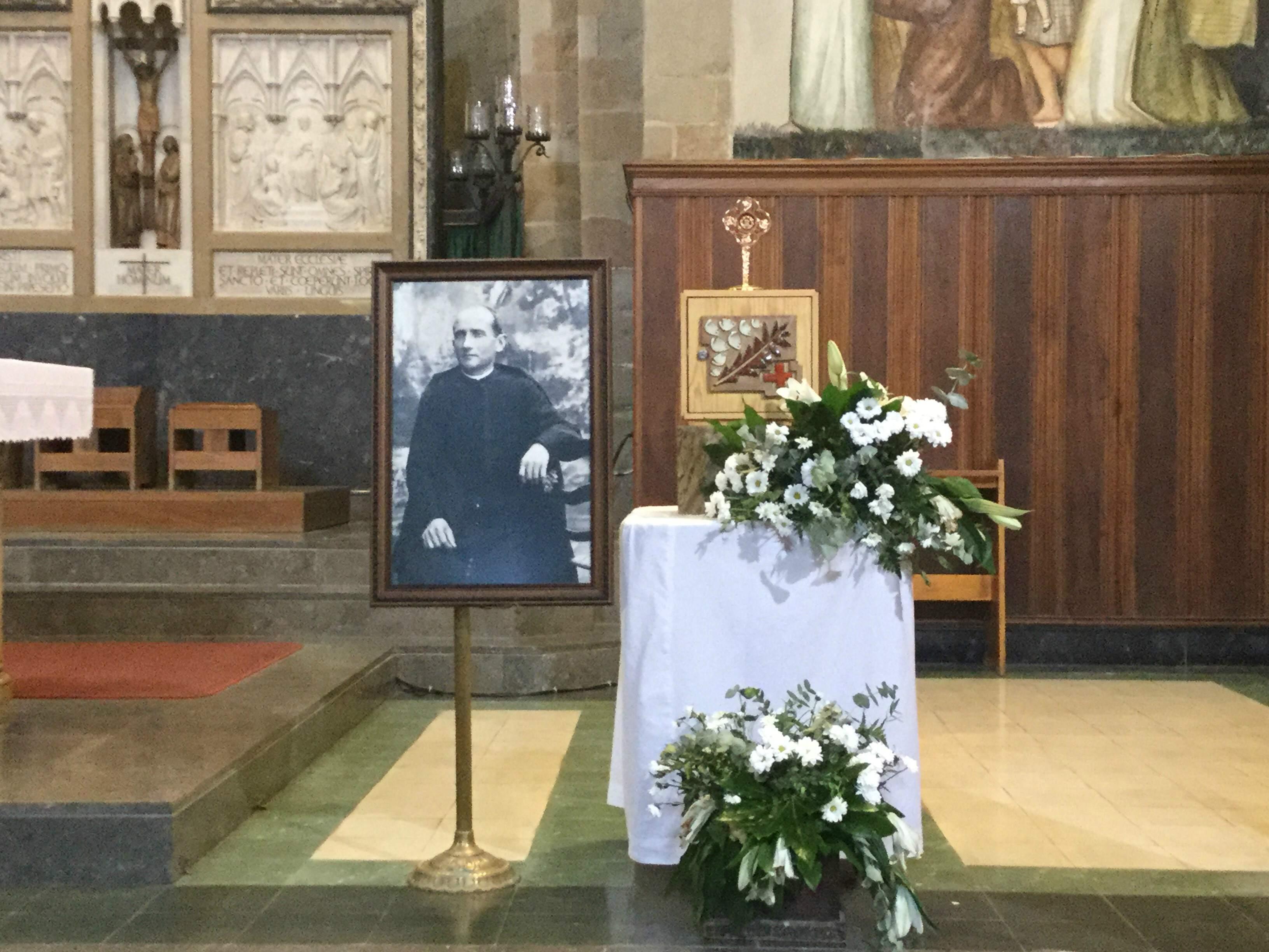 Celebració de la Festa del Beat Mn. Josep Tàpies i companys, preveres, màrtirs.