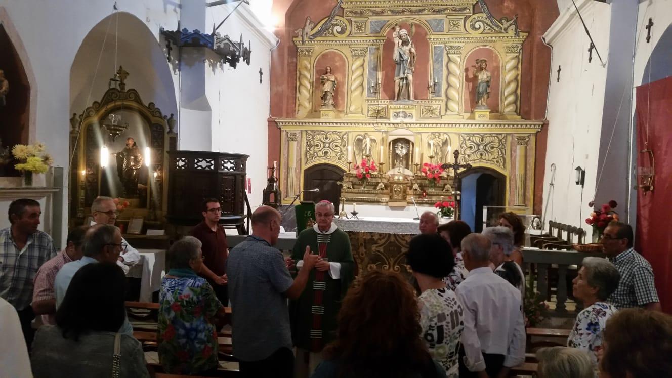 Clausura exposició i Visita pastoral a Peramea
