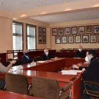 Reunión del Patronato de la Fundación Museo Diocesano de Urgell y licitación de obras