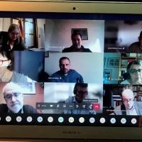 Reunión de la Comisión institucional de la Red de Museos de las Tierras de Lleida y Aran