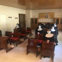 Recés quaresmal per a les Gnetes. dels Ancians Desemparats de La Seu d'Urgell