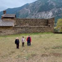 Encuentro sacerdotal en el Arciprestazgo de Pallars Sobirà
