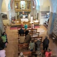 Se celebra la misa de primavera en el Santuario de Bastanist
