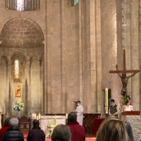 Consagración de la Ciudad y de la Diócesis a la Virgen María
