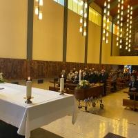 Exequias de la Hna. Merced Caminal, religiosa de la Sda. Familia de Urgell