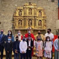 Confirmacions a Encamp (Principat d'Andorra)