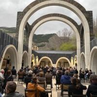 Concert dels Petits Cantors d'Andorra a Meritxell
