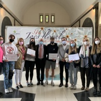 Jocs Florals i Festa de Maria Auxiliadora al Col·legi St. Ermengol