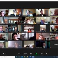 Reunión ordinaria del Consejo Pastoral Diocesano
