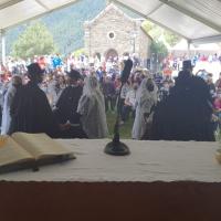 La romería de Canòlich se vuelve a celebrar, con medidas especiales