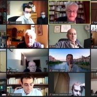 Reunión del Consejo Presbiteral y los Arciprestes