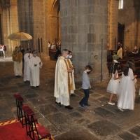 Fiesta del Corpus en la Catedral y en el Obispado