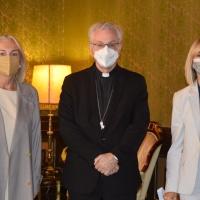 Visita de la Fundación Privada Nuestra Señora de Meritxell