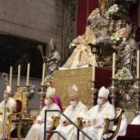 Entrada en la Archidiócesis del nuevo Arzobispo de Sevilla