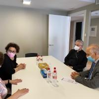 Visita a las instalaciones de la Fundación Privada Tutelar de Andorra