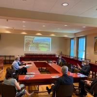 Reunión de la Fundación Museo Diocesano de Urgell