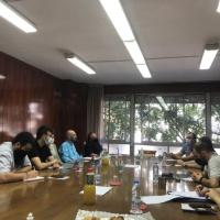Reunión de final de curso del SIJ