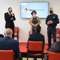Inauguración de los Centros de Día para personas mayores gestionados por Cruz Roja Andorrana