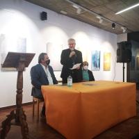 Presentación del libro de Francesc Miralpeix sobre las pinturas de Sant Climent de Talltorta