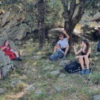Los Grupos Txt del Obispado hacen la segunda ruta de verano en el Pallars