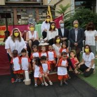 Graduació dels alumnes de la Llar d'infants Francesc Xavier de la Parròquia de St. Ot