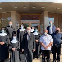 Festa de Sta. Teresa de Jesús Jornet a La Seu