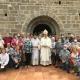 Visita de l'Arquebisbe a Arboló