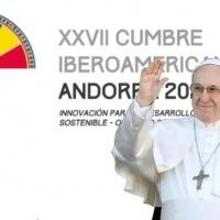 Carta del Papa a la Cumbre Iberoamericana de Andorra